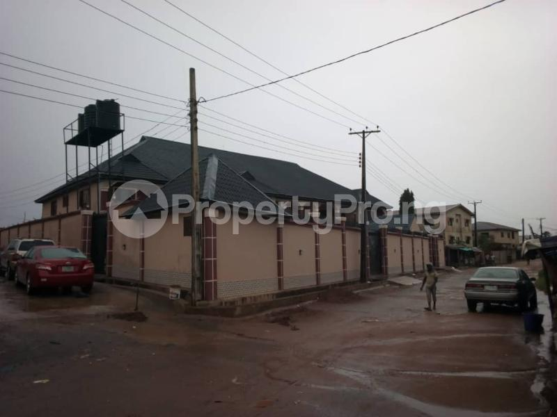 Semi Detached Duplex House for rent Upper Adetokun, Ologuneru area Eleyele Ibadan Oyo - 10
