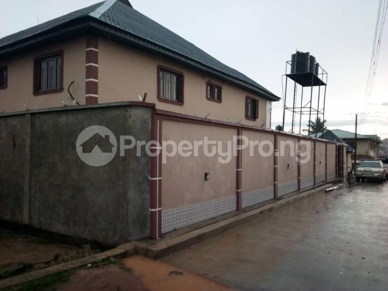 Semi Detached Duplex House for rent Upper Adetokun, Ologuneru area Eleyele Ibadan Oyo - 12