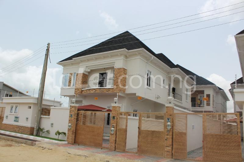 4 bedroom House for sale - chevron Lekki Lagos - 15