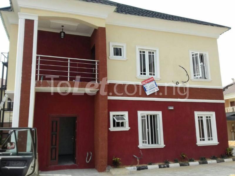4 bedroom House for sale Peninsula Garden Estate Sangotedo Ajah Lagos - 0