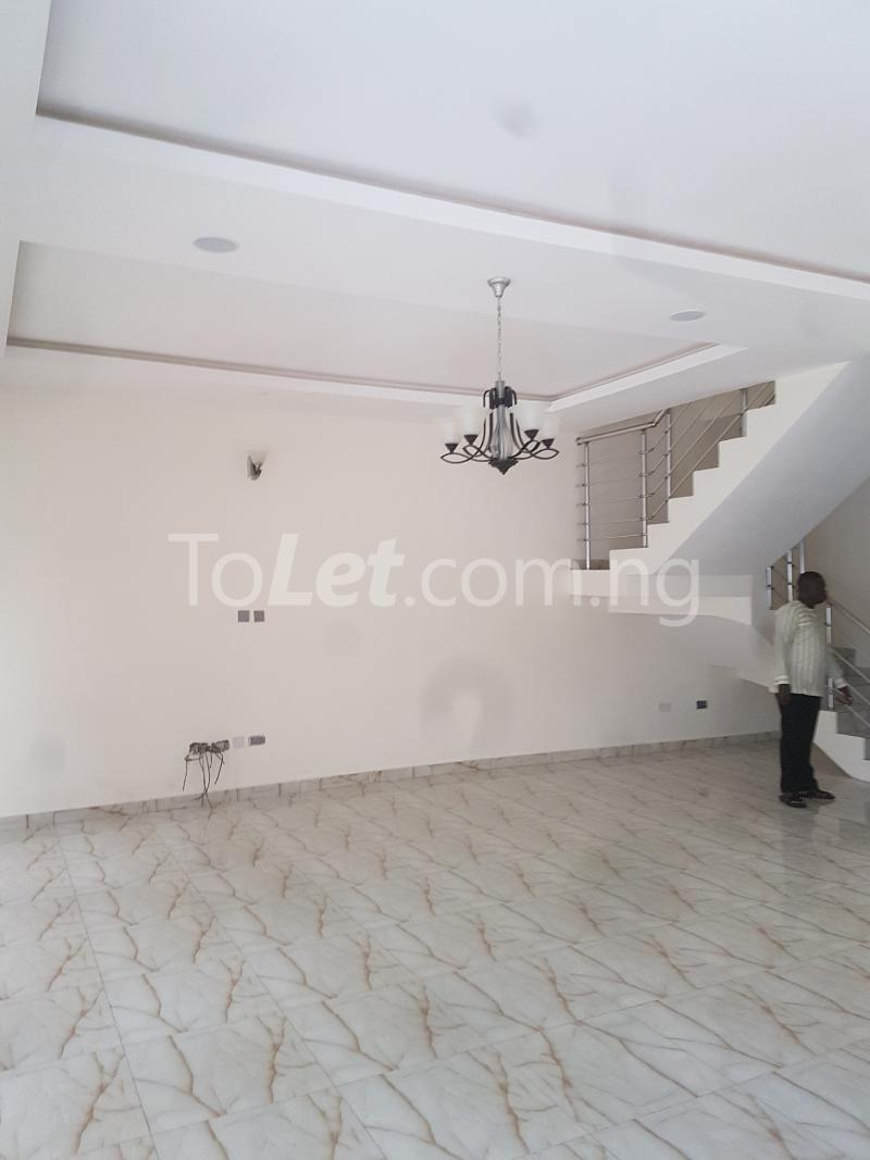 4 bedroom House for rent Ikate second roundabout, Lekki Ikate Lekki Lagos - 1