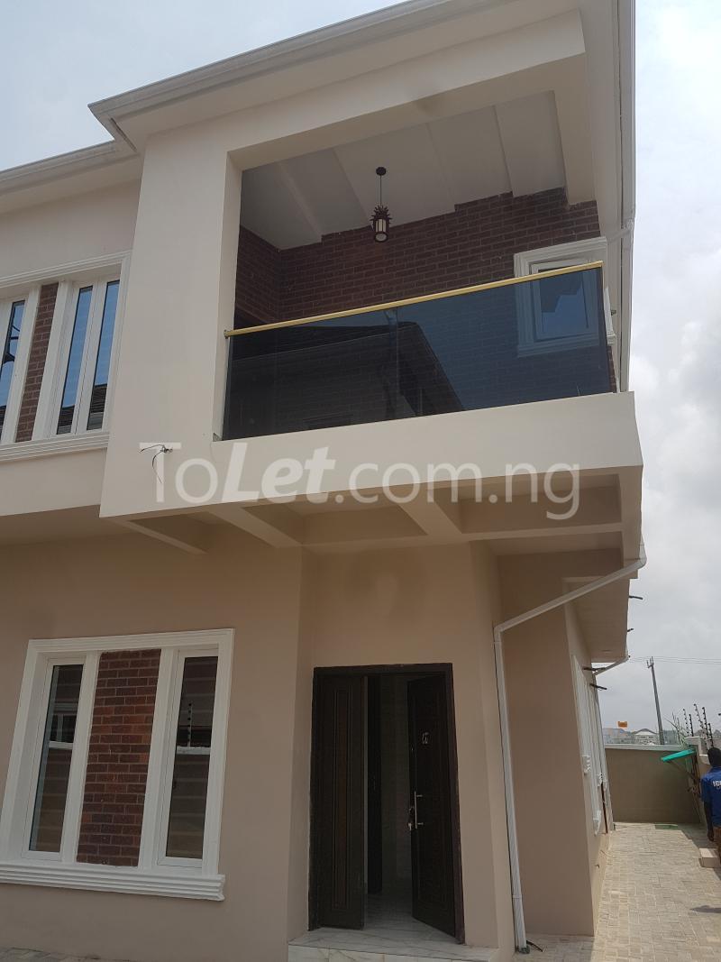 4 bedroom House for rent Ikate second roundabout, Lekki Ikate Lekki Lagos - 0