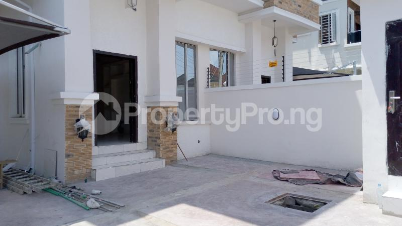 4 bedroom Semi Detached Duplex House for sale Alternative Route chevron Lekki Lagos - 1