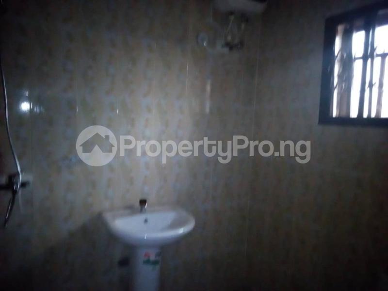 Semi Detached Duplex House for rent Upper Adetokun, Ologuneru area Eleyele Ibadan Oyo - 8