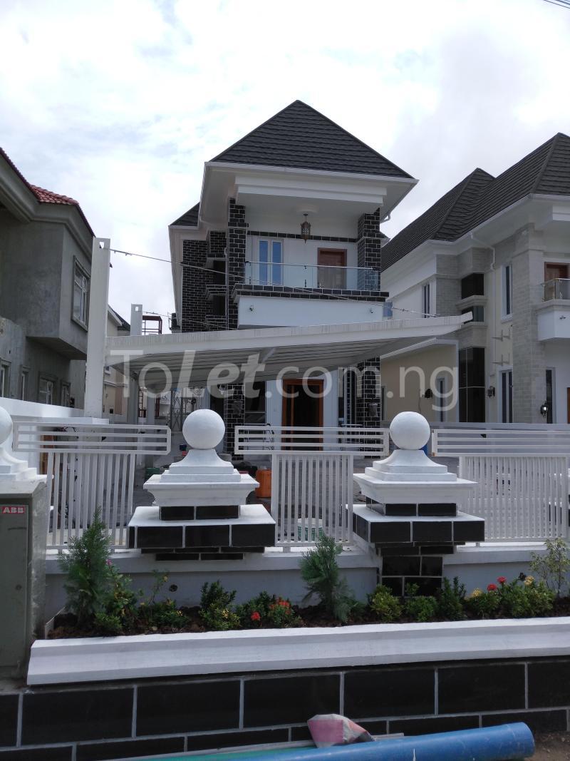 4 bedroom House for sale Lekki County