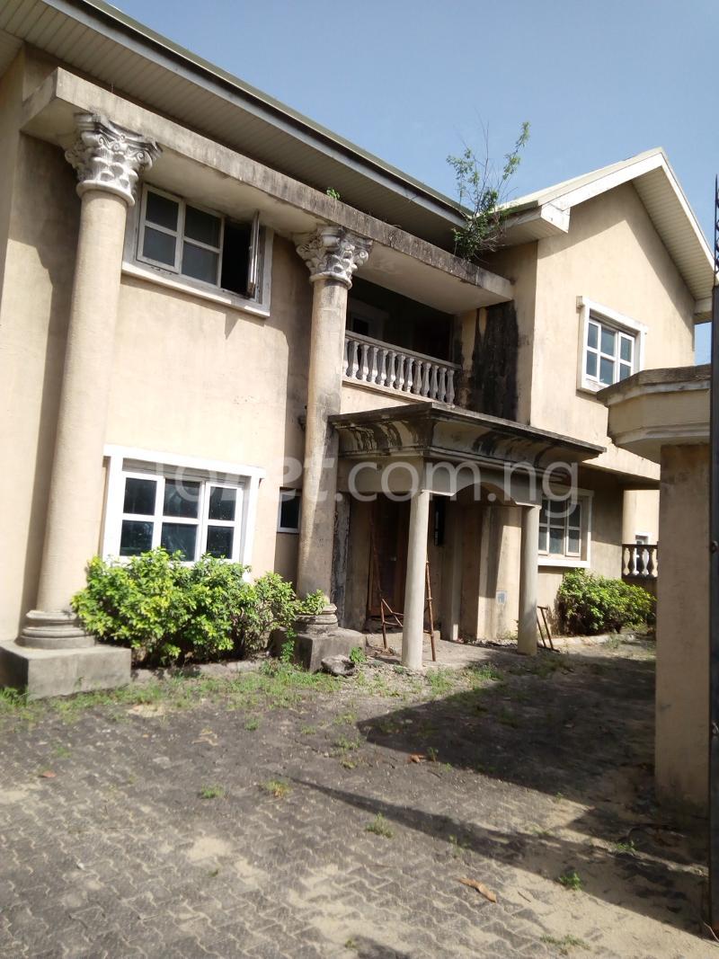 4 bedroom Detached Duplex House for sale Eleganza Gardens VGC Lekki Lagos - 1