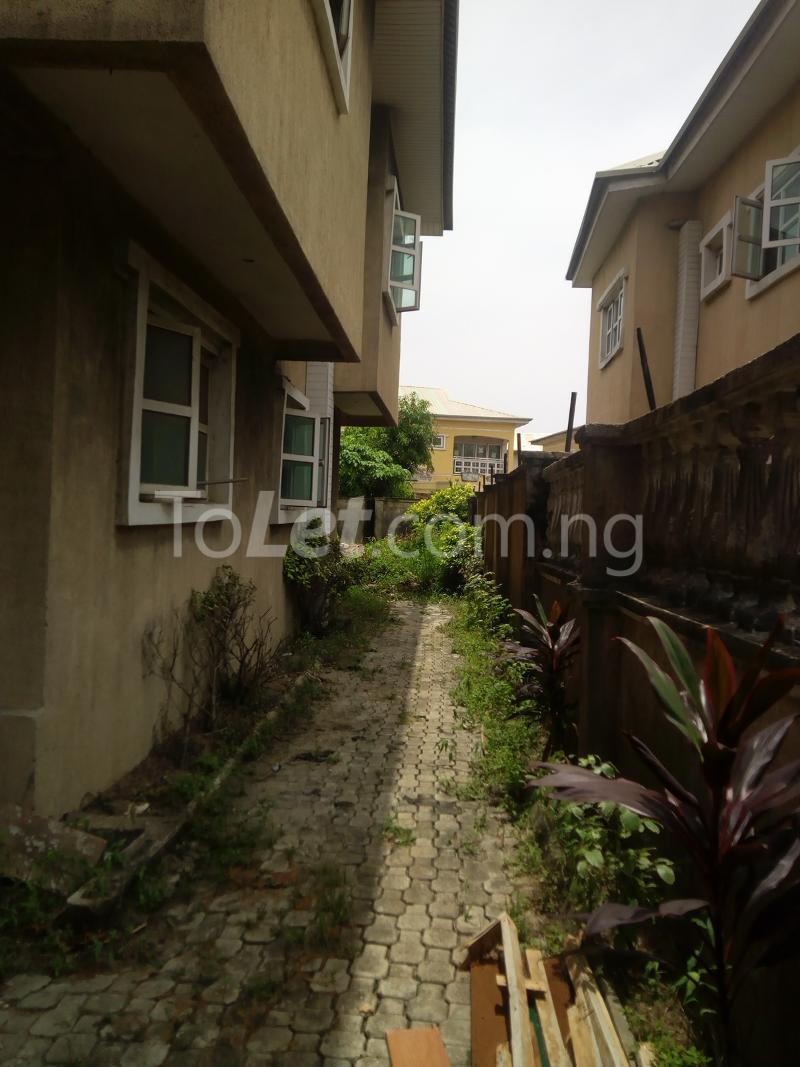 4 bedroom Detached Duplex House for sale Eleganza Gardens VGC Lekki Lagos - 4