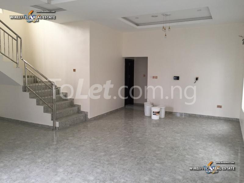 4 bedroom House for sale Drive chevron Lekki Lagos - 5