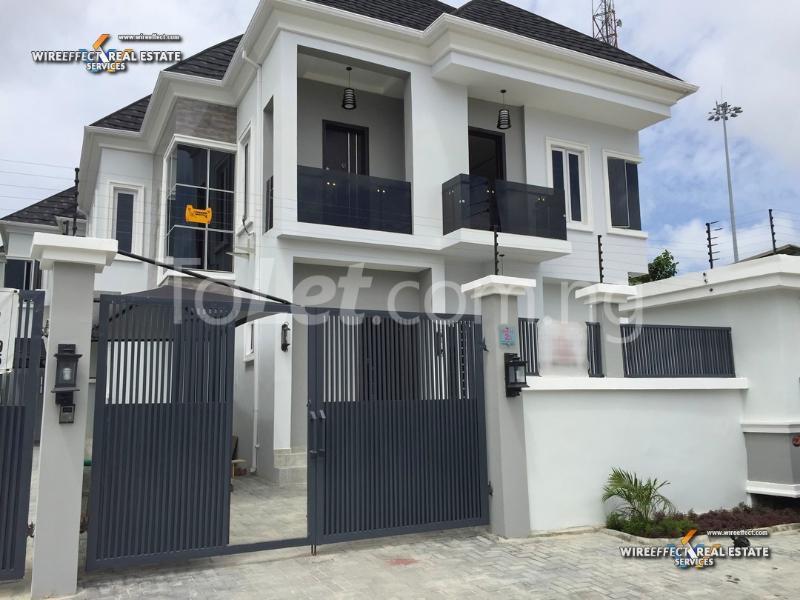 4 bedroom House for sale Drive chevron Lekki Lagos - 0