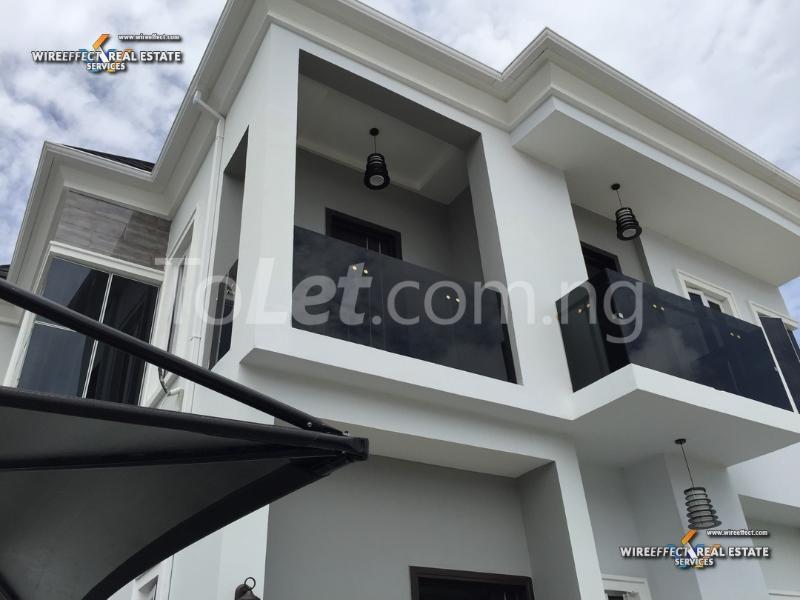 4 bedroom House for sale Drive chevron Lekki Lagos - 3