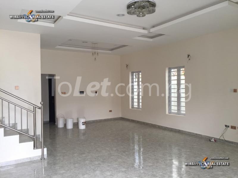 4 bedroom House for sale Drive chevron Lekki Lagos - 4