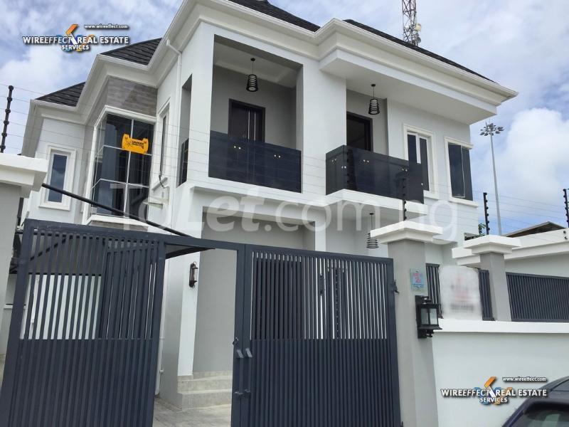 4 bedroom House for sale Drive chevron Lekki Lagos - 1