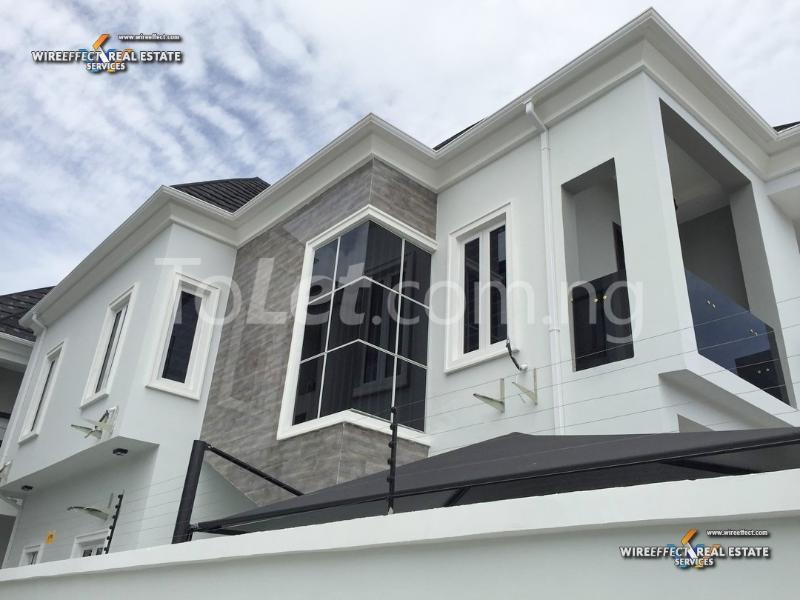 4 bedroom House for sale Drive chevron Lekki Lagos - 2