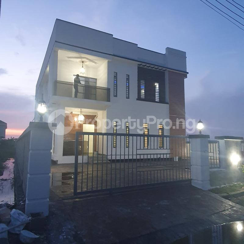 4 bedroom Detached Duplex House for sale LakeView Park 2 Estate, Orchid Hotel Road,  chevron Lekki Lagos - 28