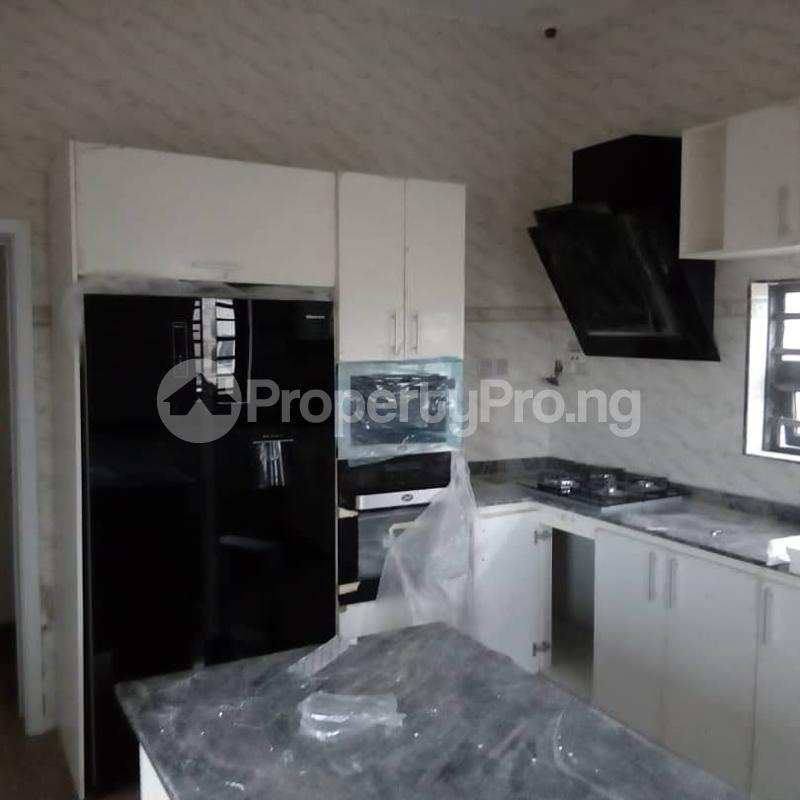 4 bedroom Detached Duplex House for sale LakeView Park 2 Estate, Orchid Hotel Road,  chevron Lekki Lagos - 11