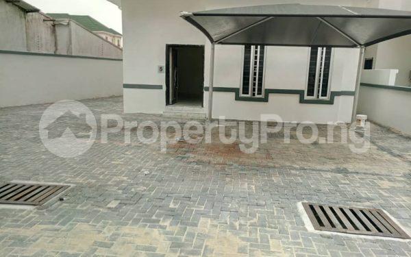 4 bedroom Detached Duplex House for sale Daniels Garden Osapa london Lekki Lagos - 2