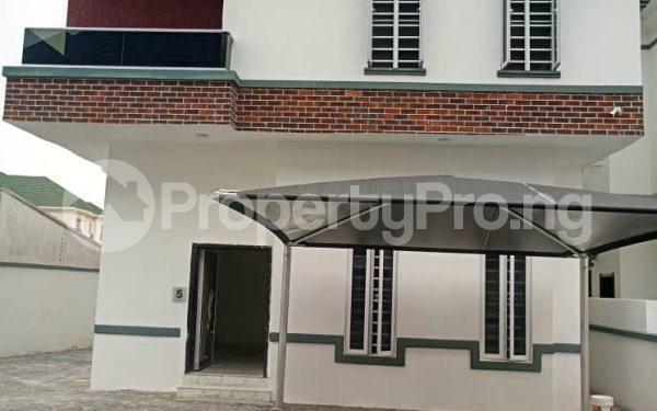 4 bedroom Detached Duplex House for sale Daniels Garden Osapa london Lekki Lagos - 0