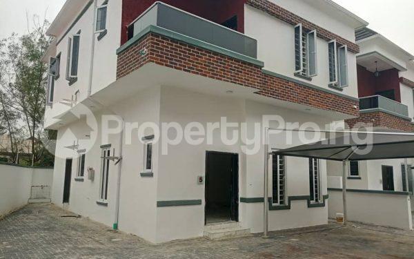 4 bedroom Detached Duplex House for sale Daniels Garden Osapa london Lekki Lagos - 3