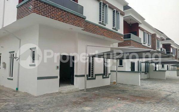 4 bedroom Detached Duplex House for sale Daniels Garden Osapa london Lekki Lagos - 4