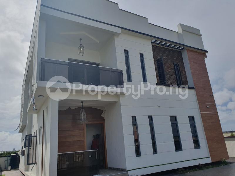 4 bedroom Detached Duplex House for sale LakeView Park 2 Estate, Orchid Hotel Road,  chevron Lekki Lagos - 21