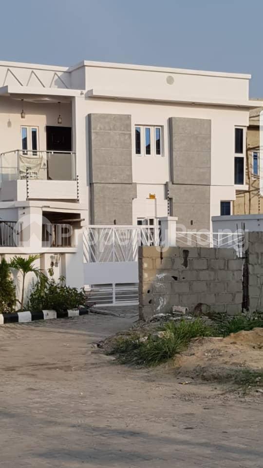 4 bedroom Detached Duplex House for sale Chevron Lekki Phase 2 Lekki Lagos - 3