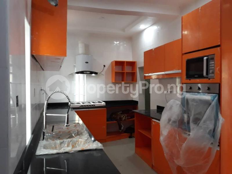 4 bedroom Detached Duplex House for sale Chevron Lekki Phase 2 Lekki Lagos - 7