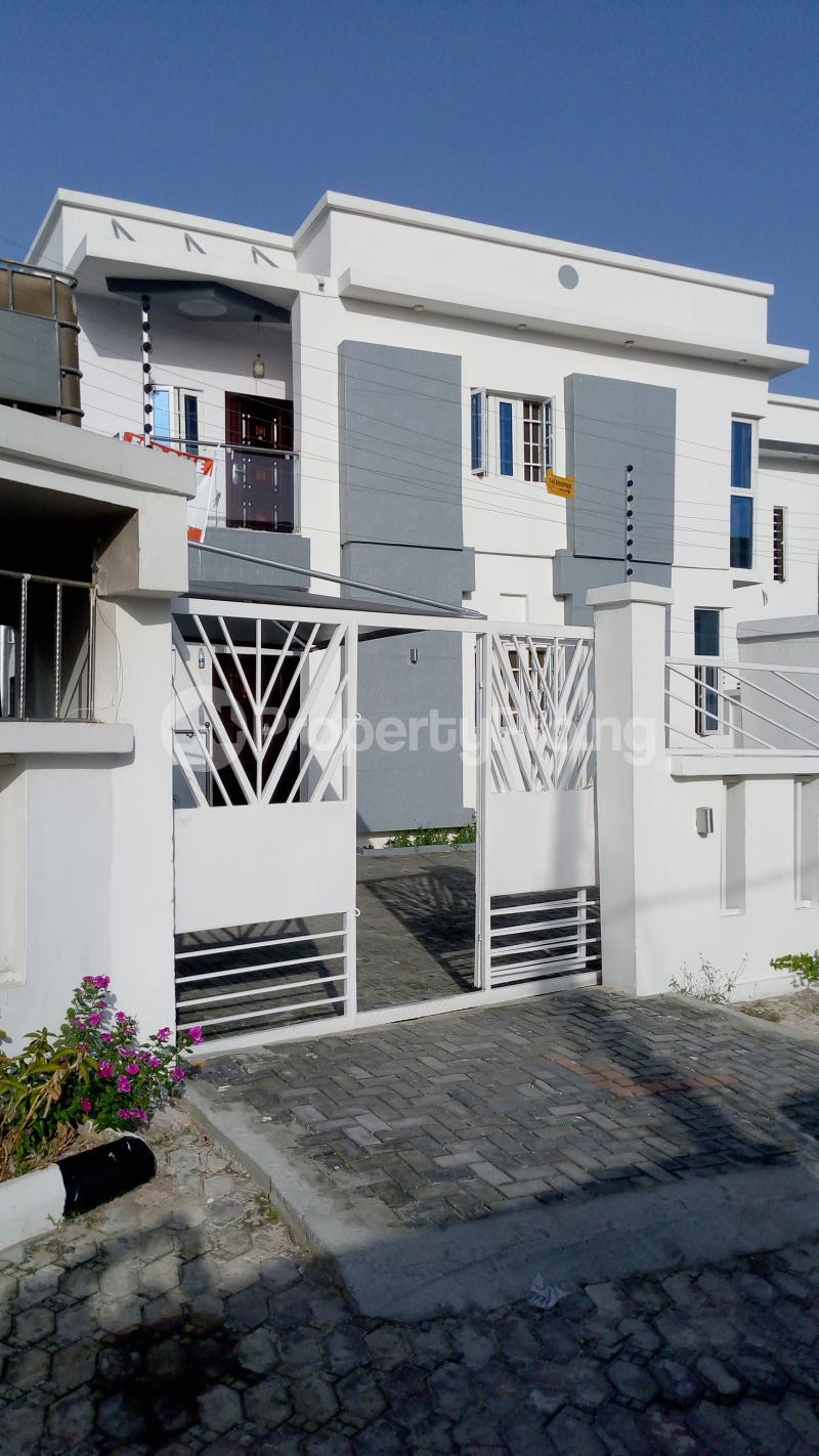 4 bedroom Detached Duplex House for sale Chevron Lekki Phase 2 Lekki Lagos - 27