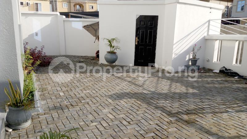 4 bedroom Detached Duplex House for sale Chevron Lekki Phase 2 Lekki Lagos - 37