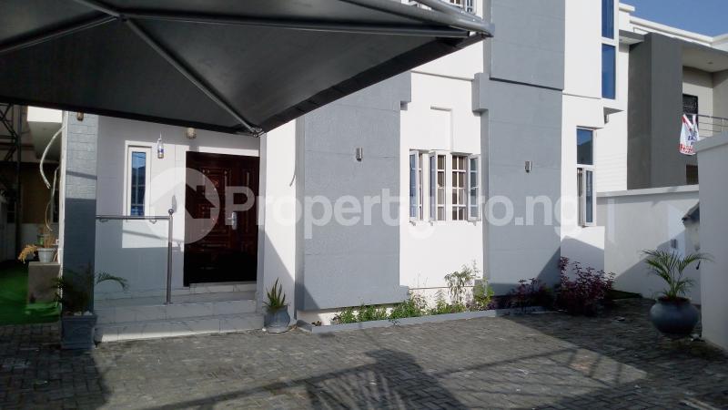 4 bedroom Detached Duplex House for sale Chevron Lekki Phase 2 Lekki Lagos - 34