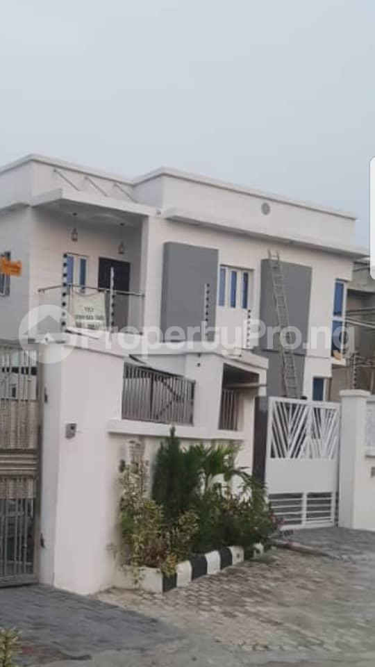 4 bedroom Detached Duplex House for sale Chevron Lekki Phase 2 Lekki Lagos - 0