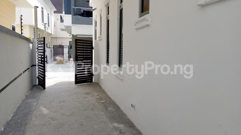 4 bedroom House for sale In A Gated Estate At Orchid Road Lekki Phase 2 Lekki Lagos - 1