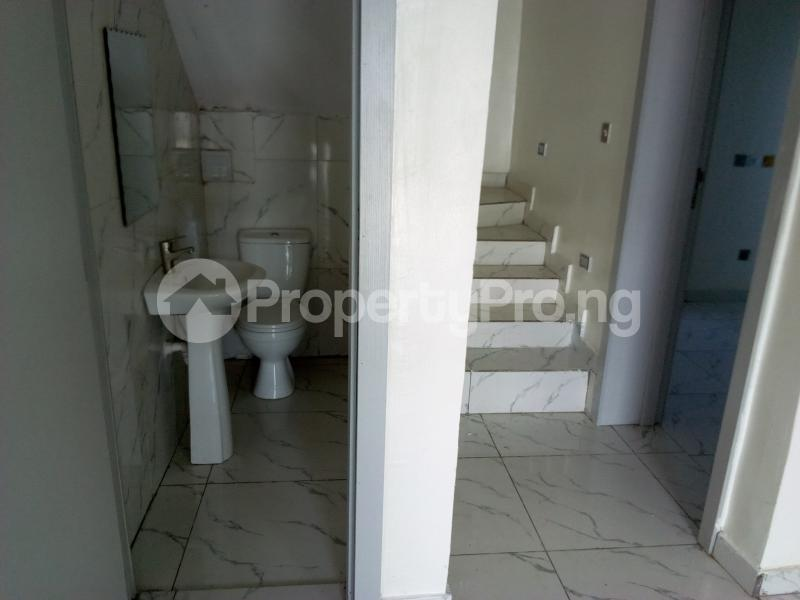 4 bedroom Terraced Duplex House for sale Orchid Lekki Phase 2 Lekki Lagos - 16