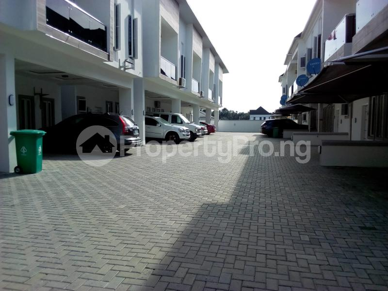 4 bedroom Terraced Duplex House for sale Orchid Lekki Phase 2 Lekki Lagos - 30