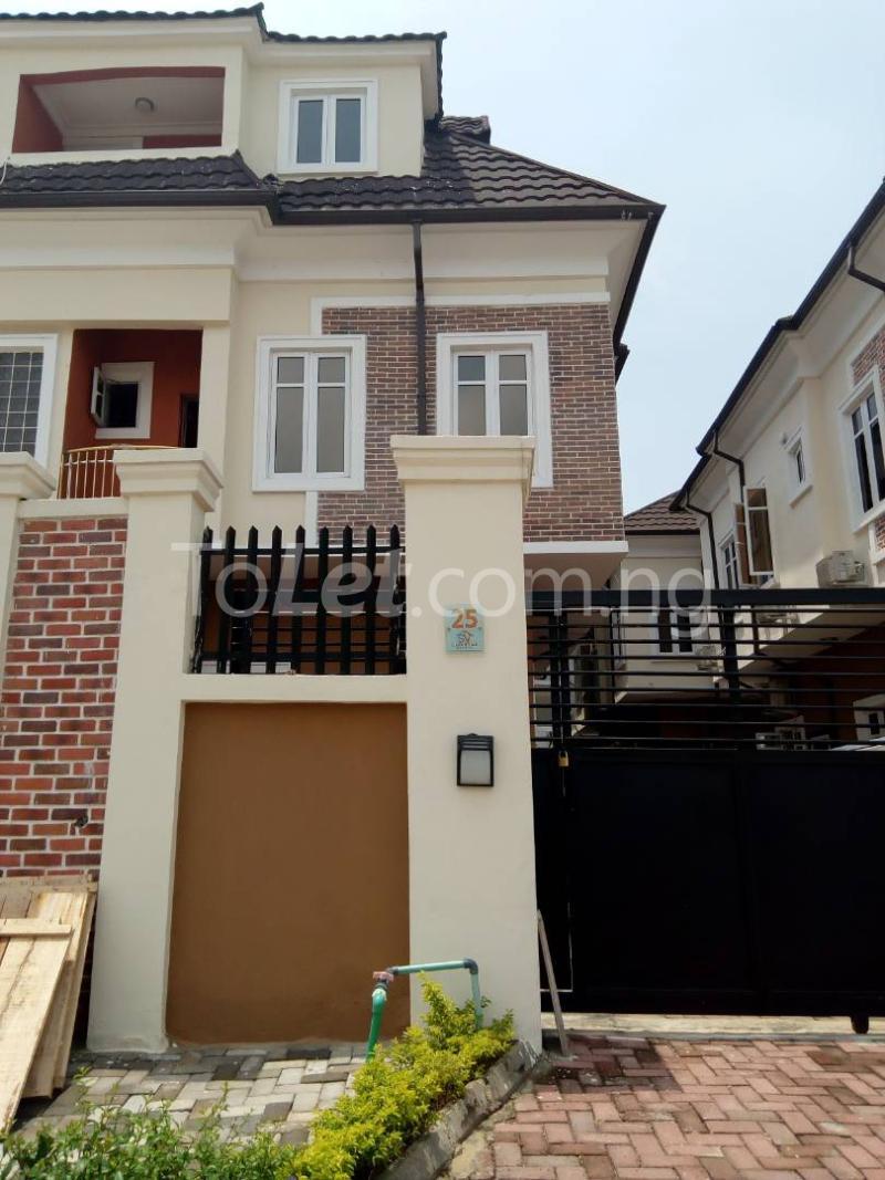 4 bedroom House for sale Ologolo Close Agungi Lekki Lagos - 0