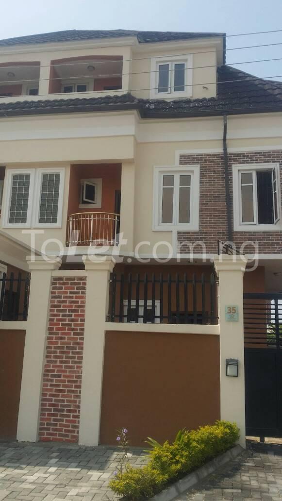 4 bedroom House for sale Ologolo Close Agungi Lekki Lagos - 5