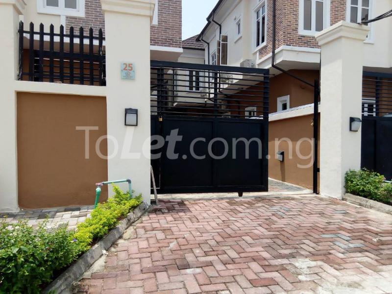 4 bedroom House for sale Ologolo Close Agungi Lekki Lagos - 1