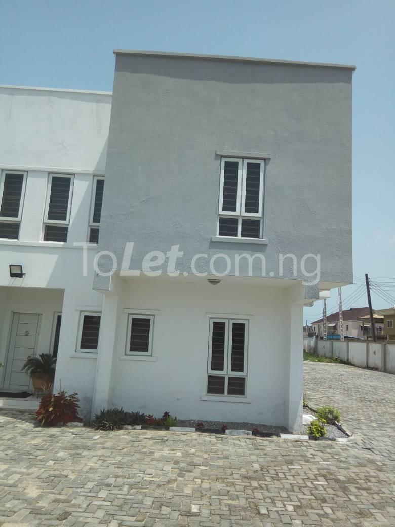 4 bedroom House for rent Bakare estate, Agungi Lekki Lagos - 3