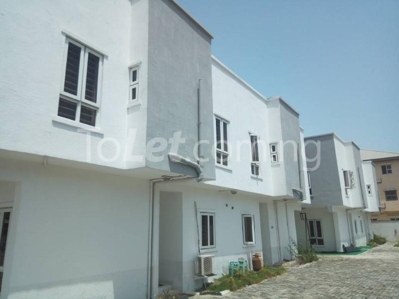4 bedroom House for rent Bakare estate, Agungi Lekki Lagos - 2