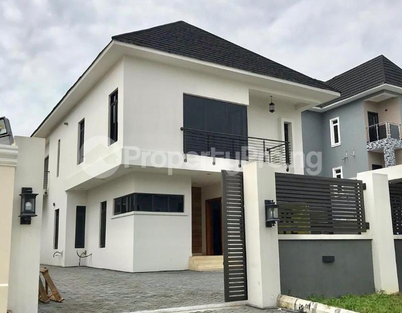 5 bedroom Detached Duplex House for sale Royal Garden estate Ajah Lagos - 3