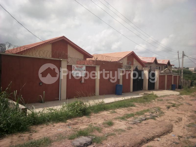 4 bedroom Semi Detached Bungalow House for rent Green gate, oluyole Oluyole Estate Ibadan Oyo - 0