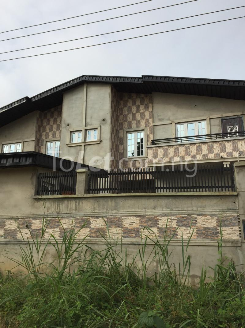 4 bedroom House for sale Opic Magodo GRA Phase 1 Ojodu Lagos - 1