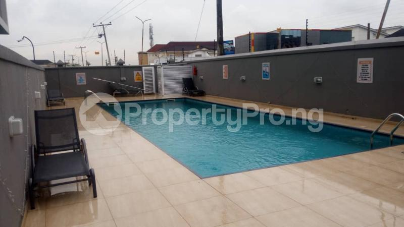 4 bedroom Semi Detached Duplex House for sale . Osapa london Lekki Lagos - 12