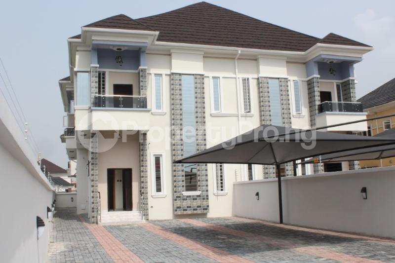 4 bedroom Semi Detached Duplex House for sale - Thomas estate Ajah Lagos - 13