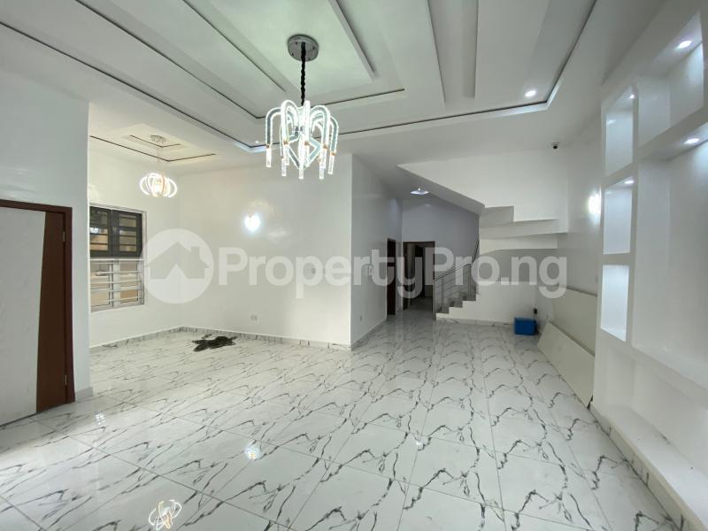 4 bedroom Semi Detached Duplex House for sale Lekki County Lekki Phase 2 Lekki Lagos - 1