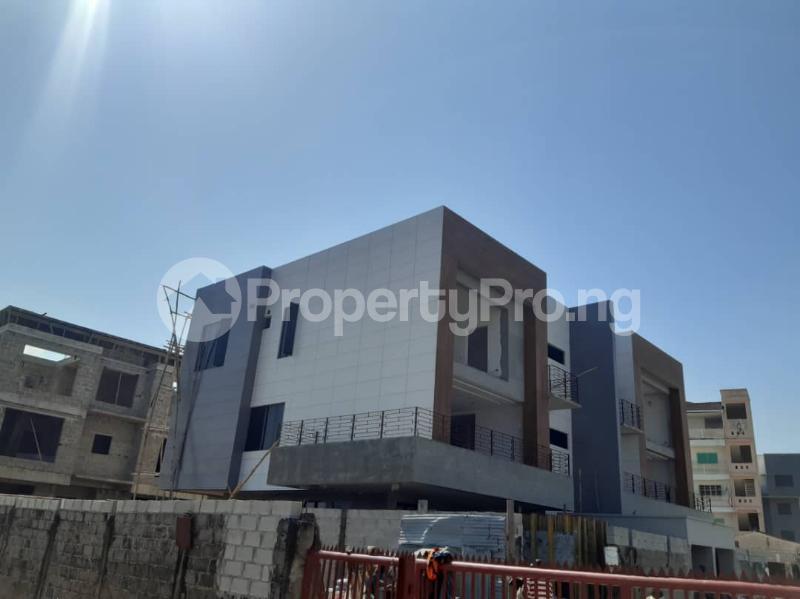 4 bedroom Semi Detached Duplex House for sale Lekki Phase 1 Lekki Lagos - 0