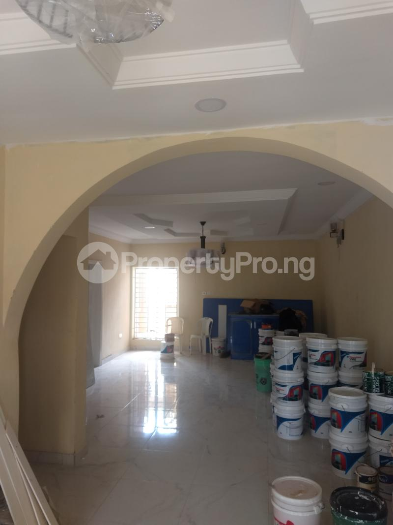 4 bedroom Semi Detached Duplex House for rent Awuse Estate Opebi Ikeja Lagos - 5