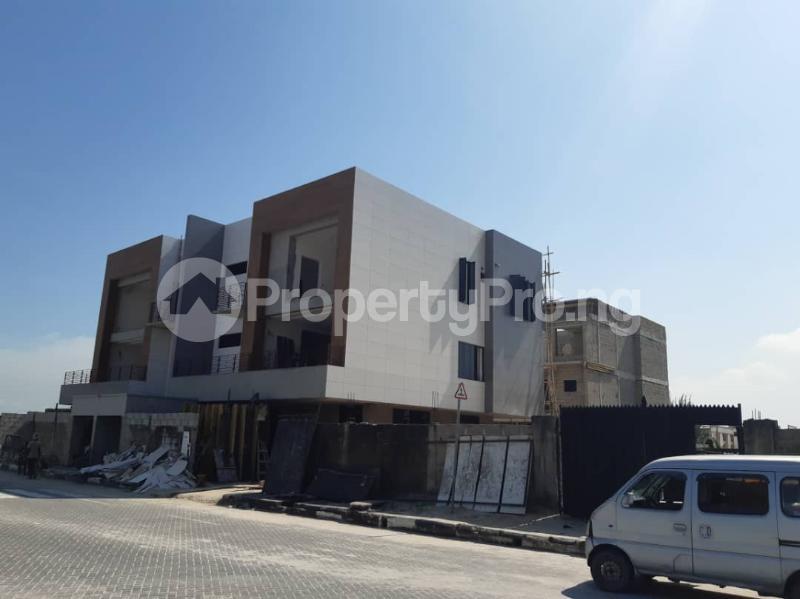 4 bedroom Semi Detached Duplex House for sale Lekki Phase 1 Lekki Lagos - 2