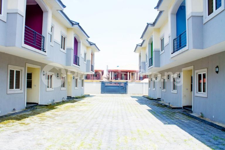 4 bedroom Semi Detached Duplex House for sale Atlantic view estate, off Alpha beach road (popularly known as New road), before  chevron Lekki Lagos - 7