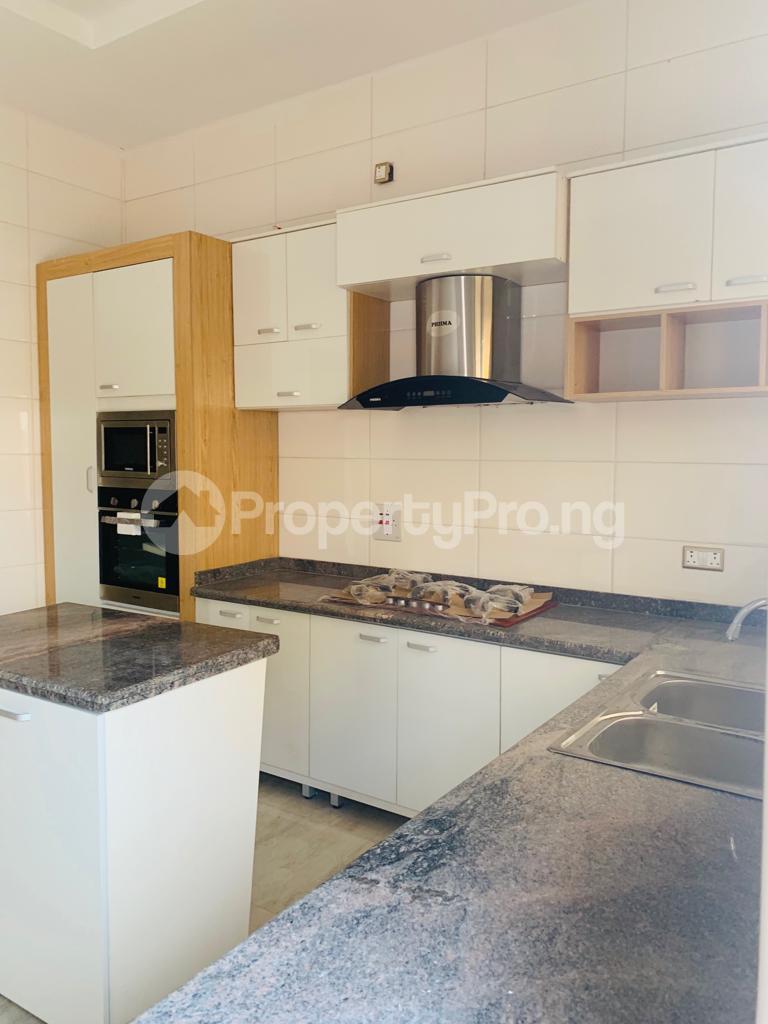 4 bedroom Semi Detached Duplex House for rent Ikota Lekki Lagos - 9