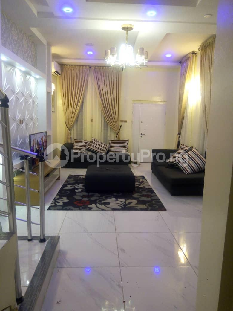 4 bedroom Semi Detached Duplex House for shortlet Chevy view estate, Lekki Lagos - 1